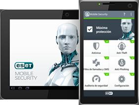 Explora ESET NOD32 Mobile Security