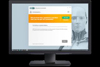 ESET Online Scanner -